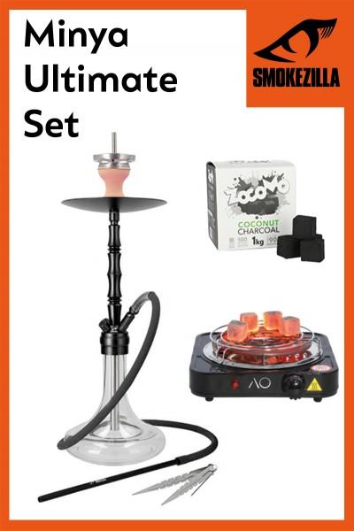 Smokezilla Minya Ultimate Set