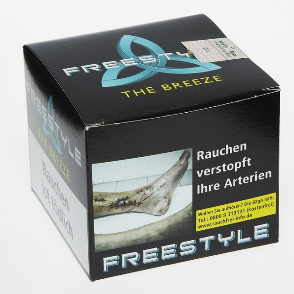 Freestyle Tobacco The Breeze 150g