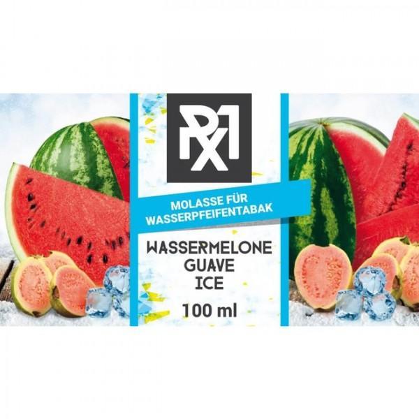 Px1 Molasse Wassermelone Guave Ice 100ml