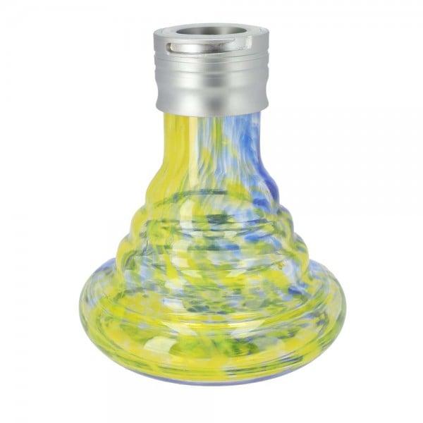 Ersatzglas INVI Meton Silber Ocean Art