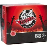 Forty-Four Ringkohle 44mm - 80er Pack