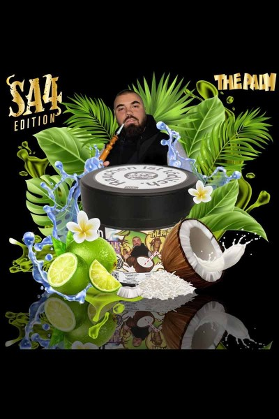 187 Strassenbande Tabak SA4 Edition The Palm 200g