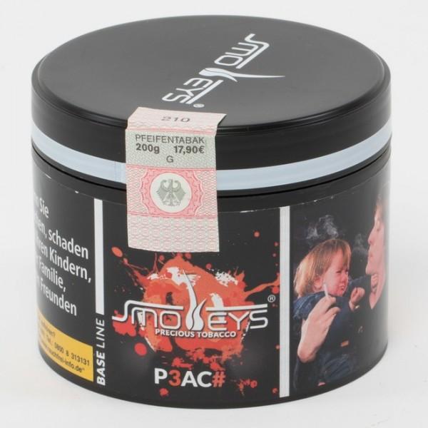 Smokeys Tobacco P3ac# 200g