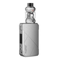 FreeMax Maxus 200W - Metal Edition - Fireluke 3 Kit Silber