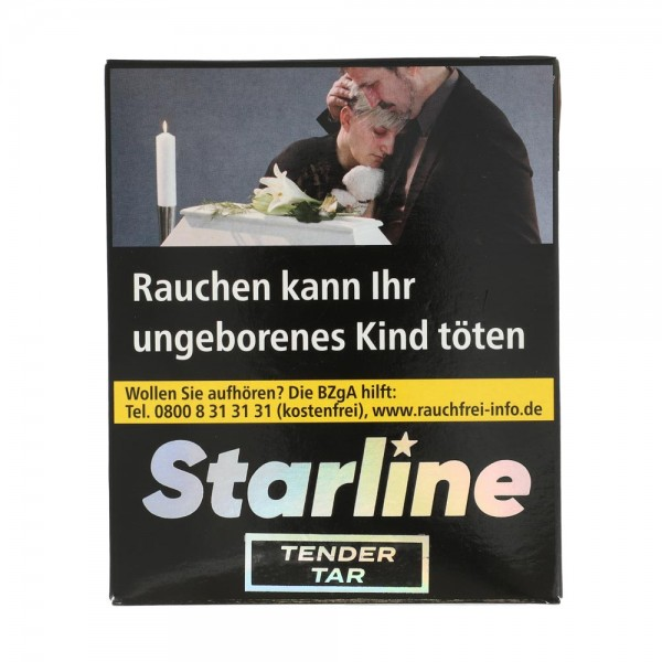 Darkside Starline Tabak TENDER TAR 200g
