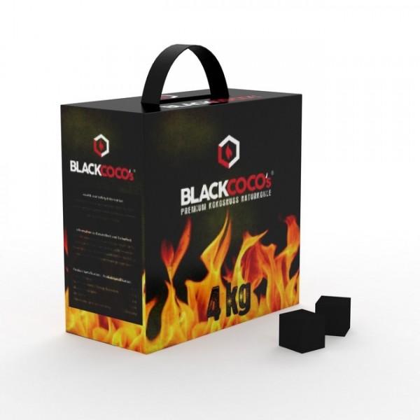 Black Cocos Kokoskohle 4kg