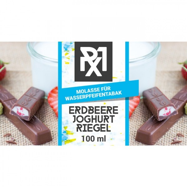Px1 Molasse Erdbeere Joghurt Riegel 100ml