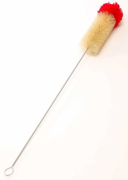 AO Bowlbürste 50cm mit Wollkopf Rot