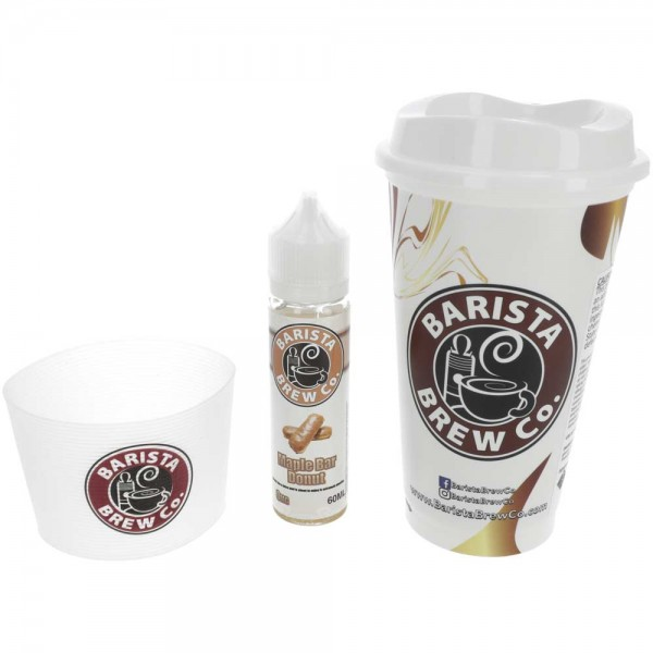 Barista Brew Co. Maple Bar Donut 50ml