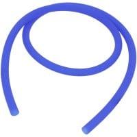 AO Soft-Touch Silikonschlauch Blau