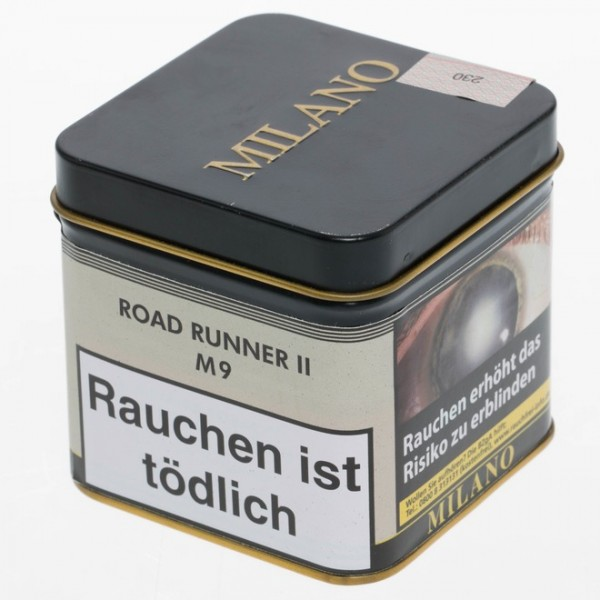 Milano Tobacco M9 Road Runner II 200g