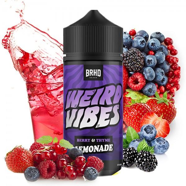 Barehead WEIRD VIBES Berry & Thyme Aroma 20ml
