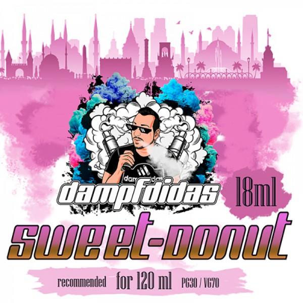 Dampfdidas Sweet Donut Aroma 18 ml