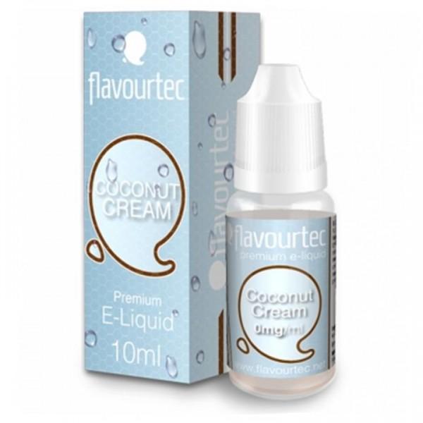 Flavourtec Coconut Cream Liquid 10ml