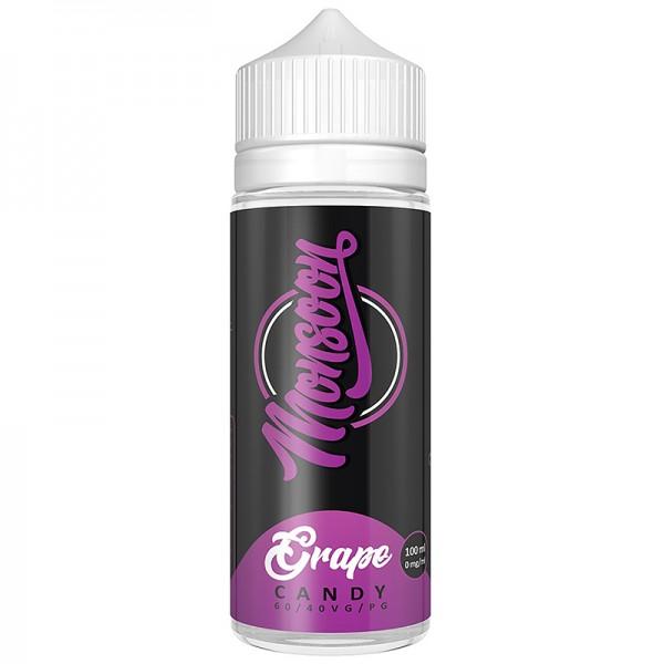 Monsoon Grape Candy Liquid 100 ml