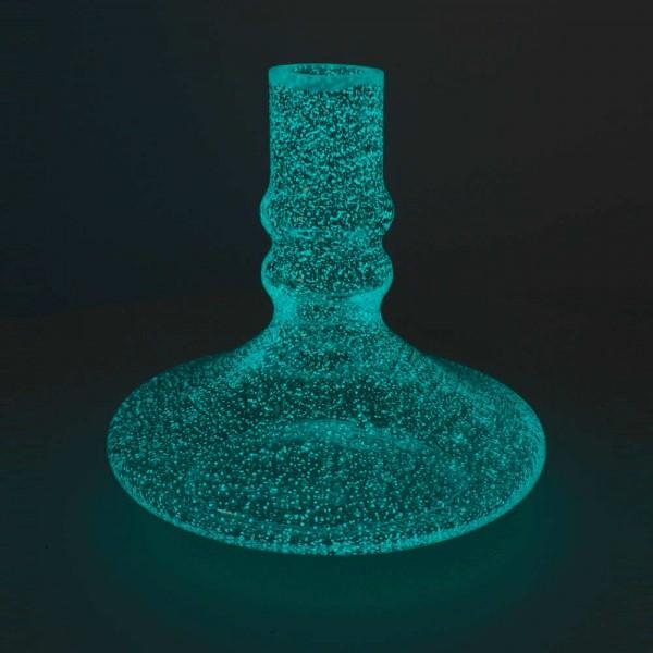 Ersatzglas Smokezilla MUTO Glow Blau ohne Gewinde