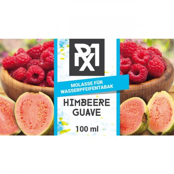 Px1 Molasse Himbeere Guave 100ml