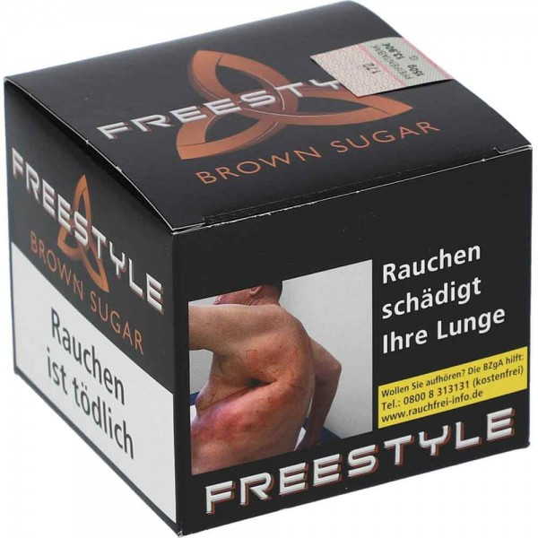 Freestyle Tobacco Brown Sugar 150g
