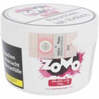 Zomo Tabak Splash Joy 200g