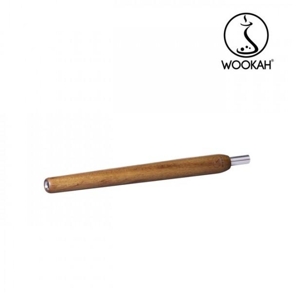 Holzmundstück Wookah Iroko Hellbraun