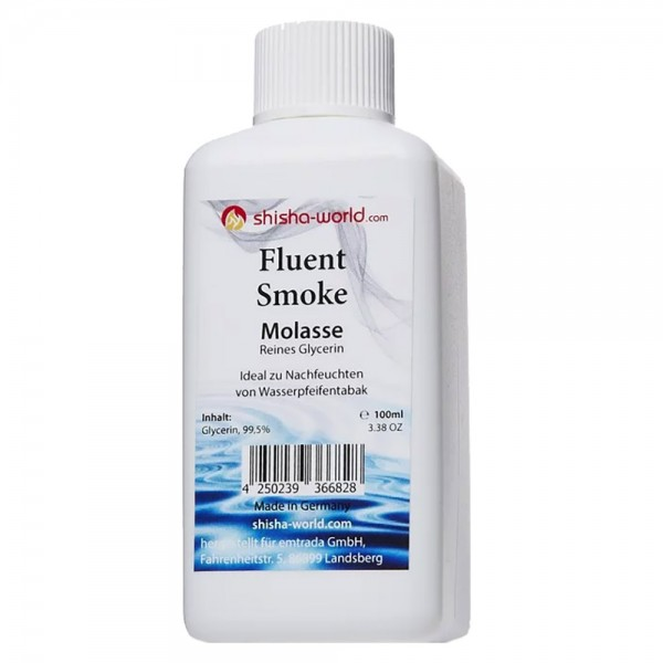 Shisha-World Fluent Smoke Molasse Glycerin 100ml
