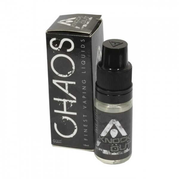 Chaos Vaping Liquid 10ml - Knockout