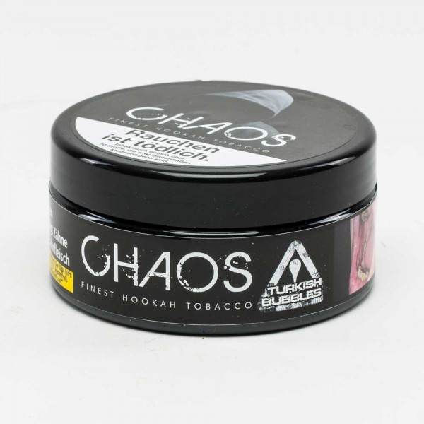 Chaos Tabak Turkish Bubbles 200g