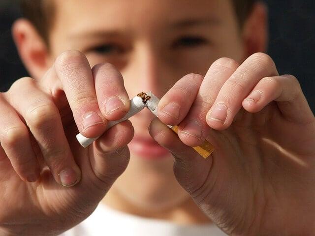 E zigarette rauchen abgewöhnen
