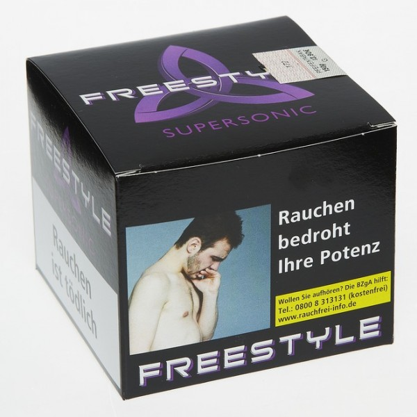 Freestyle Tobacco Supersonic 150g