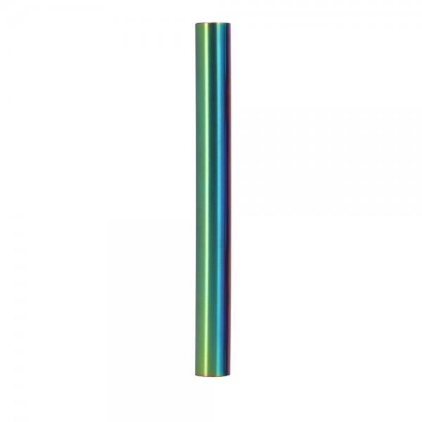 CYGN Nibiru Wasserrohr Edelstahl Rainbow 20cm