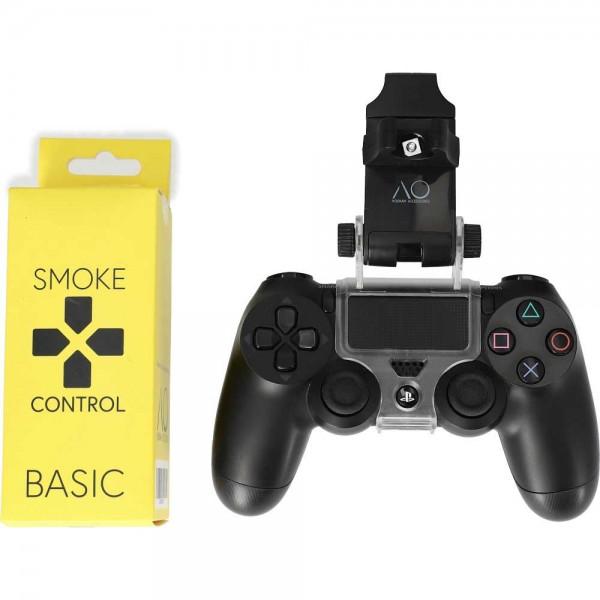 AO Smoke Control Basic Shisha Mundstück Schlauchhalter PS4 Controller