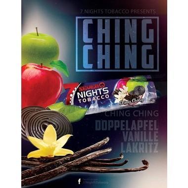7 Nights Tobacco Ching Ching 200g