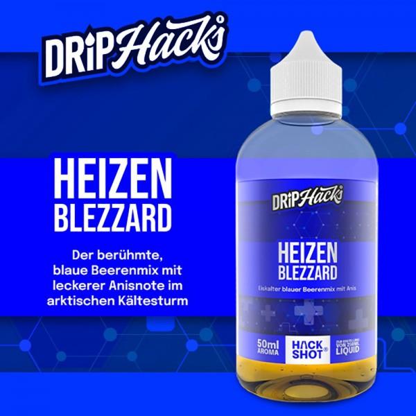 DRIP HACKS Heizen Blezzard Aroma 50ml