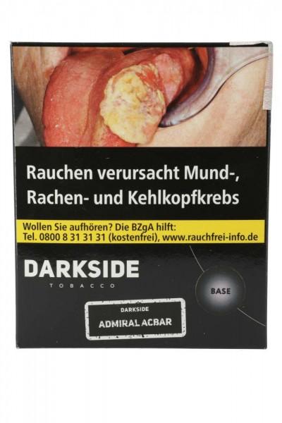 Darkside Base Tabak Admiral Acbar 200g