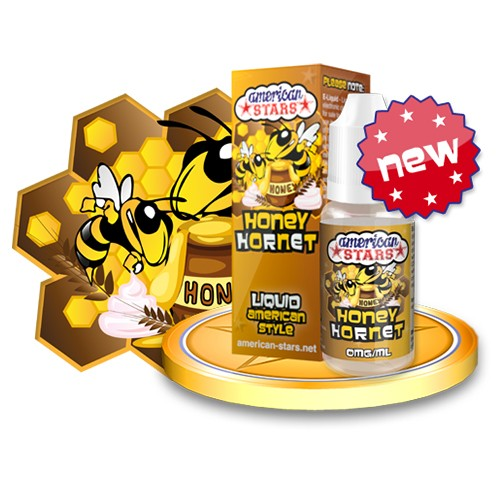American Stars Honey Hornet Liquid 10ml