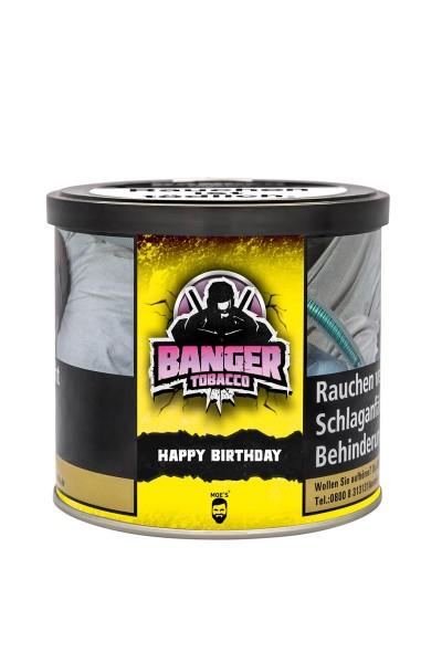 Banger Tabak Happy Birthday 200g