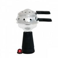 AMY UFO Smokebox GlasSi Set Z218 Schwarz