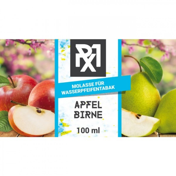 Px1 Molasse Apfel Birne 100ml