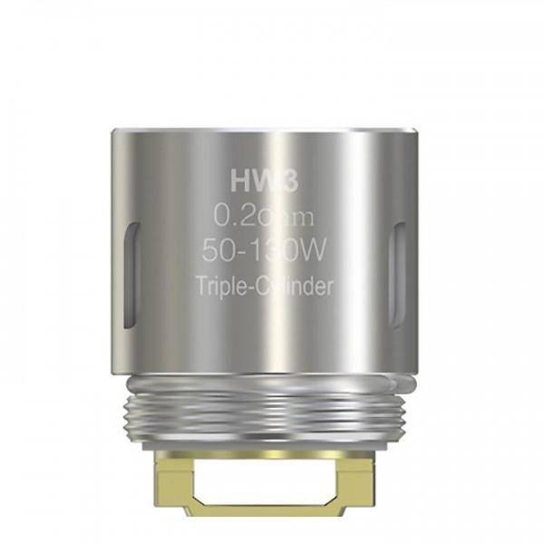 5x Eleaf HW3 Coil 0,2 Ohm