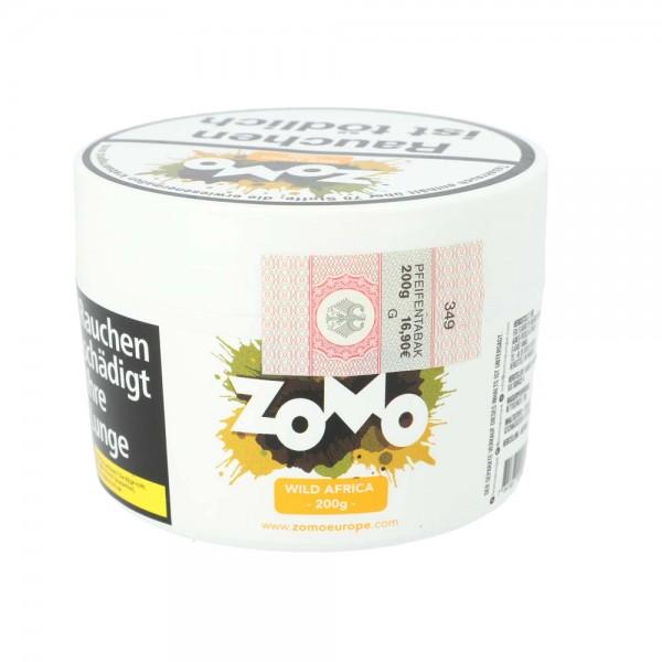 Zomo Tabak Wild Africa 200g