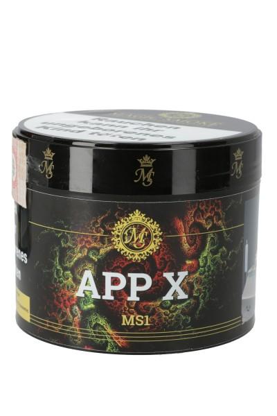 Magic Smoke Tabak MS1 APP X 200g