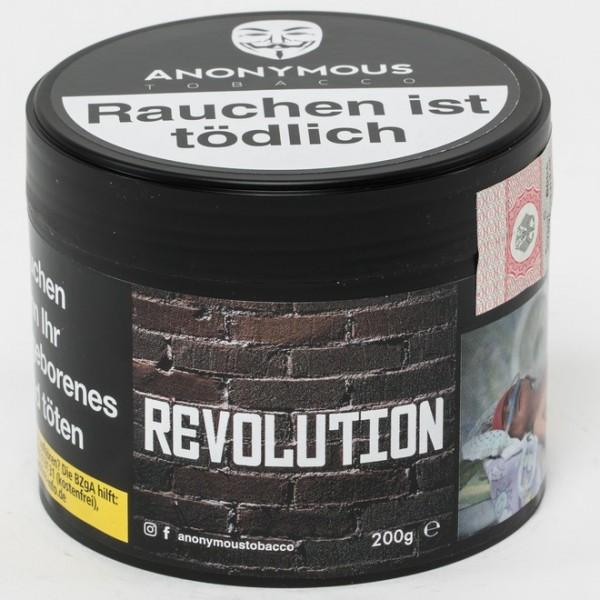 Anonymous Tobacco - Revolution 200g