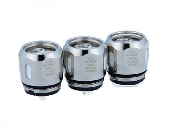 3x Vaporesso GT6 Coil Coil 0,2 Ohm