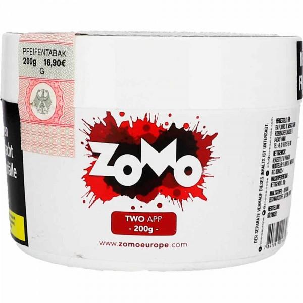 Zomo Tabak Two App 200g
