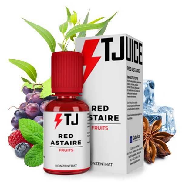 T-Juice Red Astaire Aroma 30ml