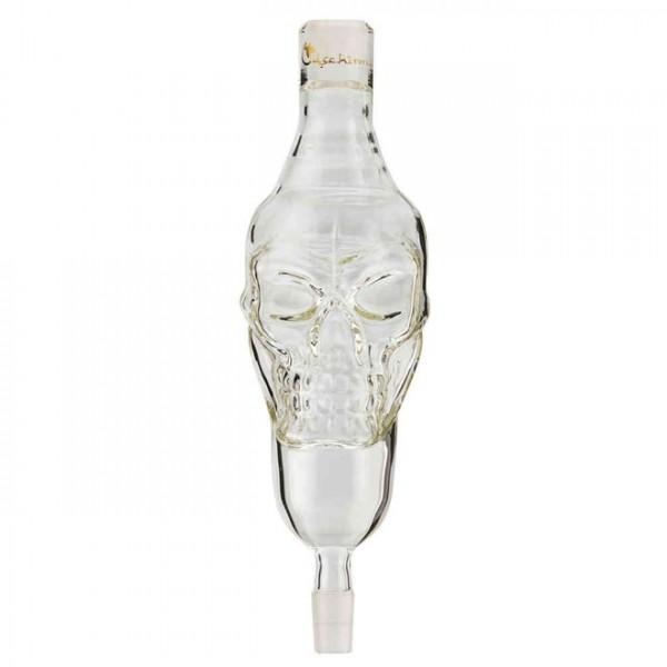 Glasrauchsäule Dschinni Skeletor 18/8