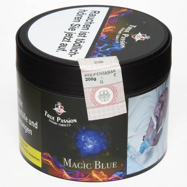 True Passion Tobacco Magic Blue 200g