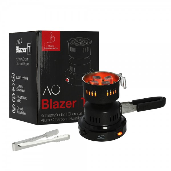 AO Blazer T Kohleanzünder 650W