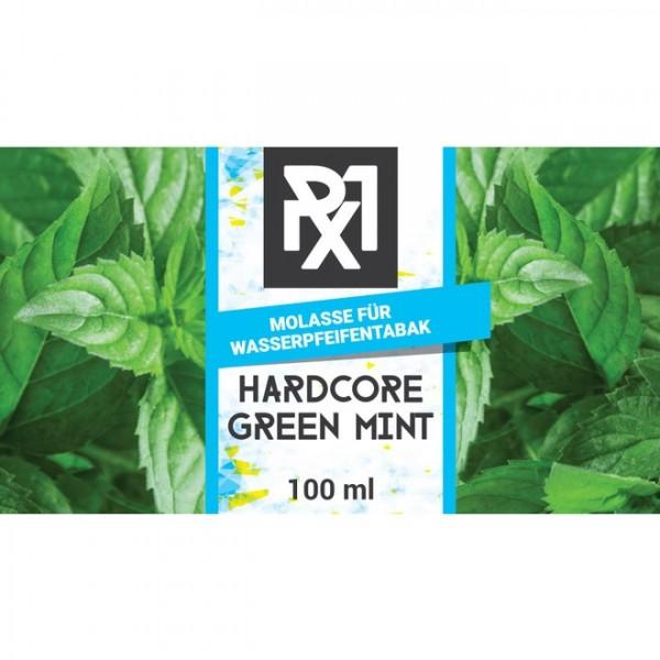 Px1 Hardcore Green Mint 100ml