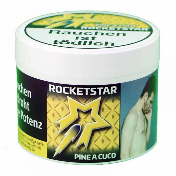 Rocket Star Tabak Pine A CUCO 200g